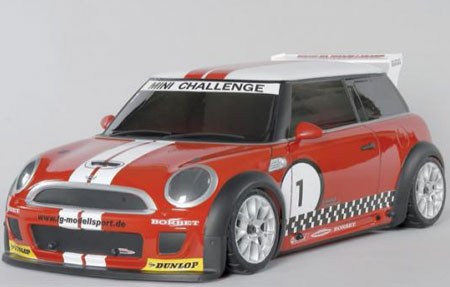 Sportsline 08 Mini Cooper, RTR, painted №1