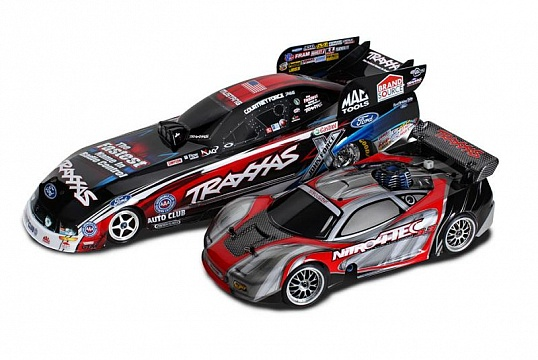 Funny Car NHRA Brushless 2WD 1/8 RTR №13