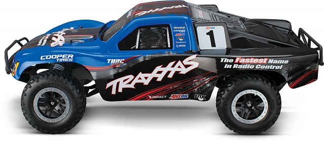 Slash 2WD 1/10 RTR + NEW Fast Charger №11