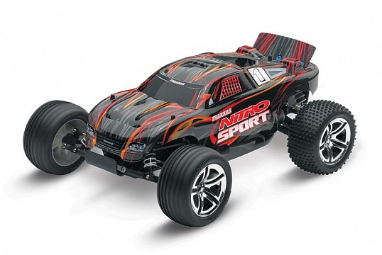 Nitro Sport 2WD 1/10 RTR + NEW Fast Charger №5