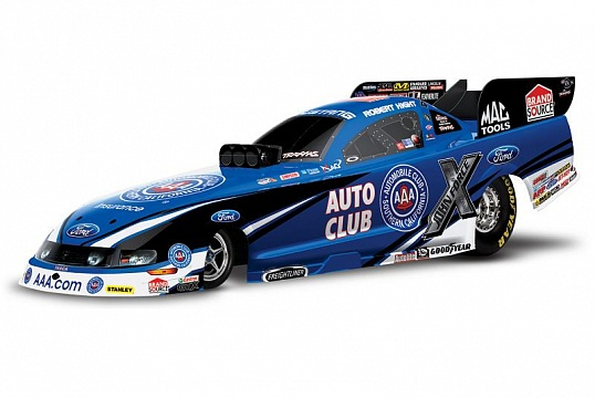 Funny Car NHRA Brushless 2WD 1/8 RTR №2