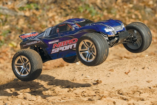 Nitro Sport 2WD 1/10 RTR + NEW Fast Charger №45
