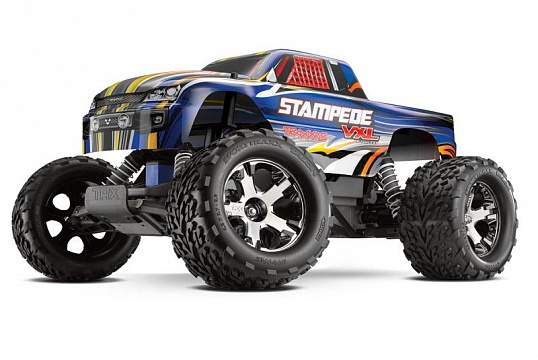 Stampede VXL Brushless 2WD 1/10 RTR №1
