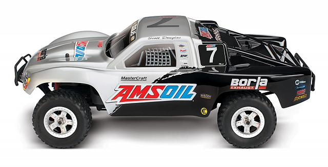Slash 1/16 4x4 RTR + NEW Fast Charger №12