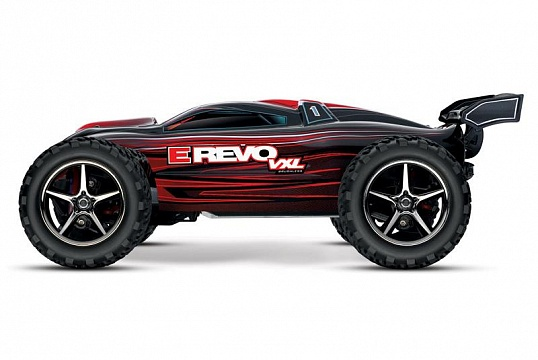 E-Revo 1/16 VXL Brushless 4WD RTR + NEW FAST CHARGER №4