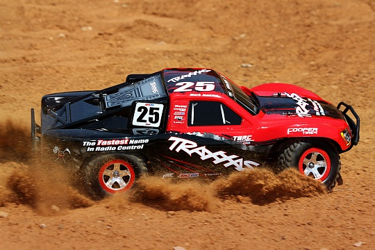 Slash 2WD 1/10 RTR + NEW Fast Charger №26