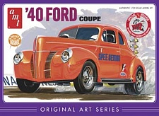 1/25 1940 FORD COUPE ORIGINAL