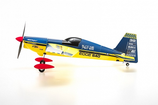 Edge 540 (blue yellow) 3G with Autopilot №2