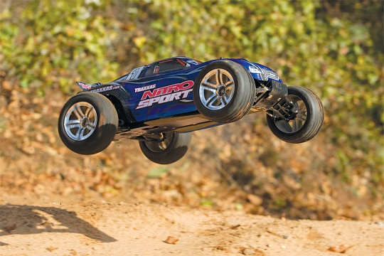 Nitro Sport 2WD 1/10 RTR + NEW Fast Charger №43