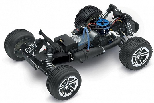 Nitro Sport 2WD 1/10 RTR + NEW Fast Charger №27