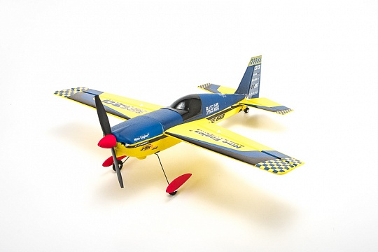 Edge 540 (blue yellow) 3G with Autopilot №1