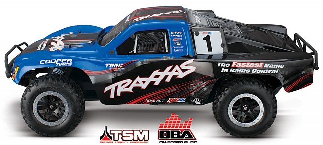 Slash 2WD VXL Brushless 1/10 RTR OBA с системой стабилизации + NEW Fast Charger №3