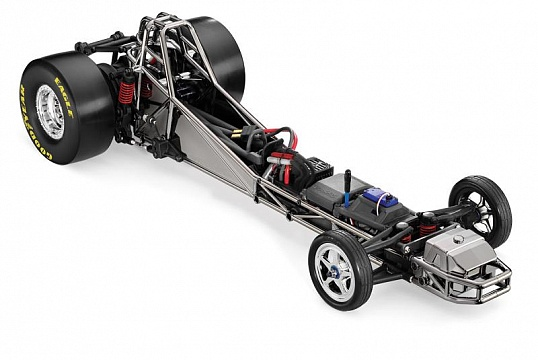 Funny Car NHRA Brushless 2WD 1/8 RTR №14
