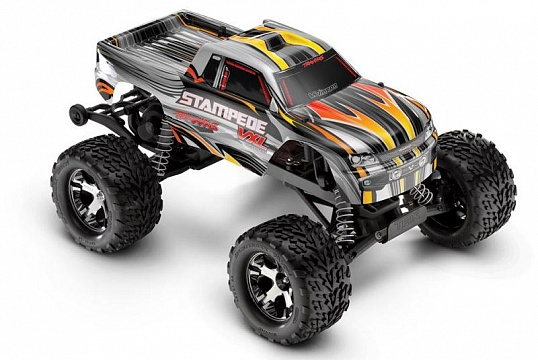 Stampede VXL Brushless 2WD 1/10 RTR №5