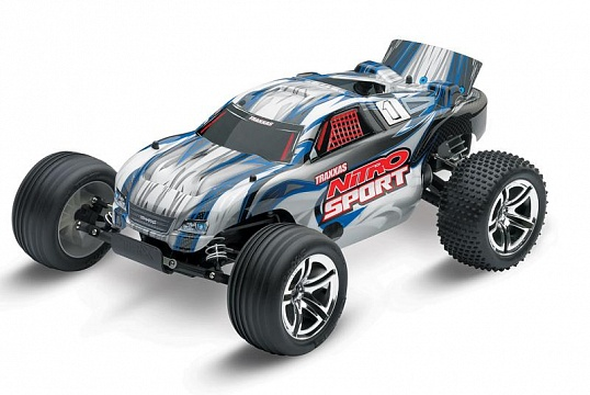 Nitro Sport 2WD 1/10 RTR + NEW Fast Charger №7