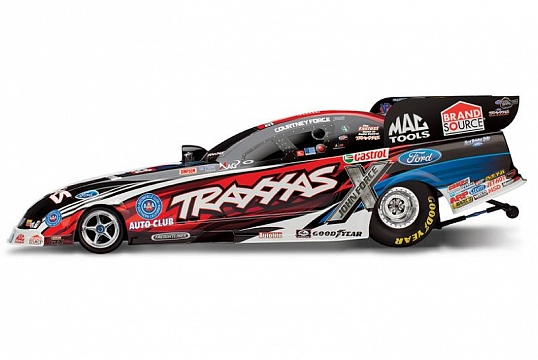 Funny Car NHRA Brushless 2WD 1/8 RTR №8
