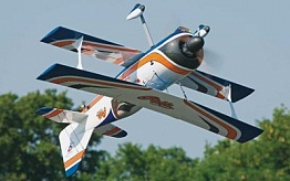 25% Pitts M-12s 50cc Performance Srs ARF