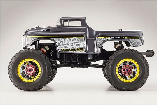 1/8 EP 4WD Mad Force Kruiser VE 2.0 RTR №2