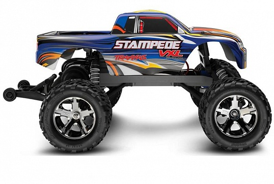 Stampede VXL Brushless 2WD 1/10 RTR №6