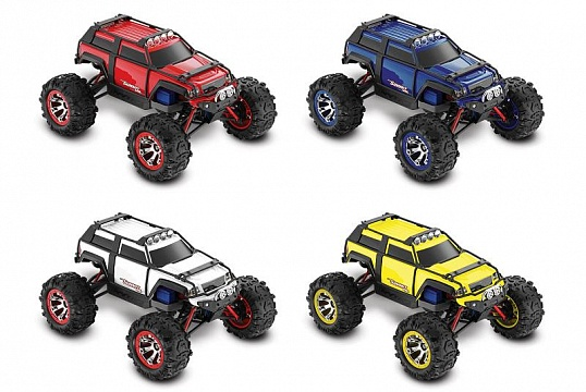 Summit 1/16 VXL Brushless 4WD RTR №10