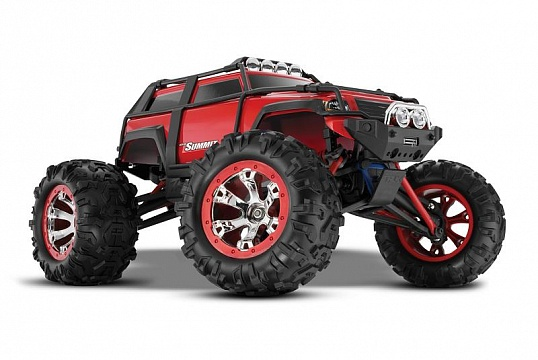 Summit 1/16 VXL Brushless 4WD RTR №6