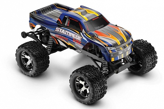 Stampede VXL Brushless 2WD 1/10 RTR №3