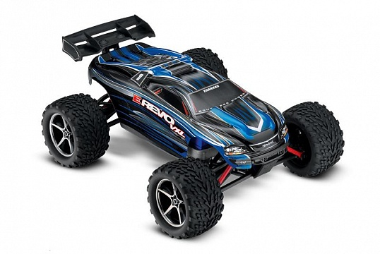 E-Revo 1/16 VXL Brushless 4WD RTR + NEW FAST CHARGER №8