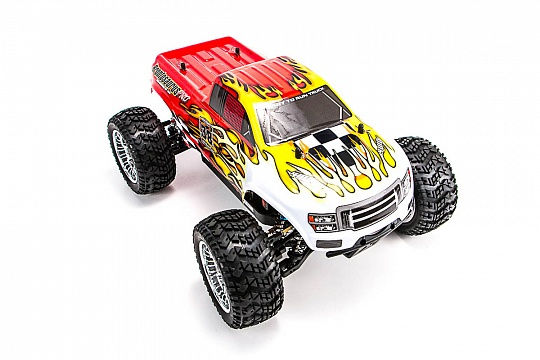 1/10 EP 4WD Off Road Monster (WaterProof, NiMh, Brushless) №4