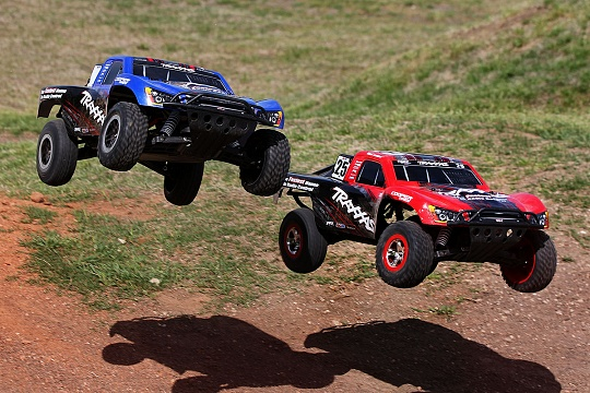 Slash 2WD VXL Brushless 1/10 RTR OBA с системой стабилизации + NEW Fast Charger №13