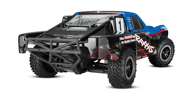 Slash 2WD 1/10 RTR + NEW Fast Charger №7