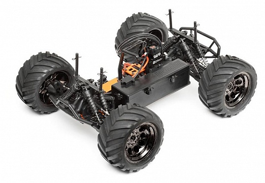 Монстр 1/10 электро - Bullet ST FLUX RTR 2.4 GHz (влагозащита) 4WD (NEW) №5