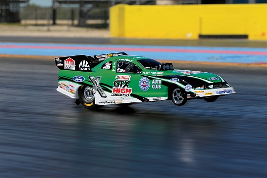 Funny Car NHRA Brushless 2WD 1/8 RTR №22