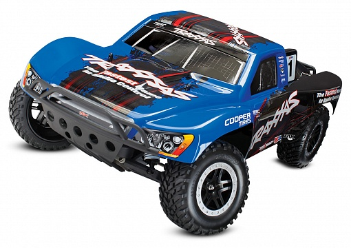 Slash 2WD 1/10 RTR + NEW Fast Charger №3