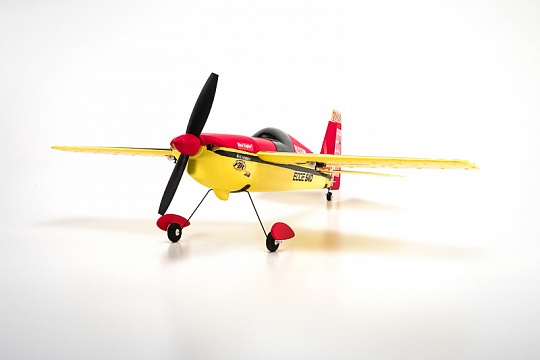 Edge 540 (red yellow) 3G with Autopilot №3