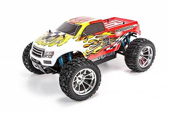 1/10 EP 4WD Off Road Monster (WaterProof, NiMh, Brushless) №1
