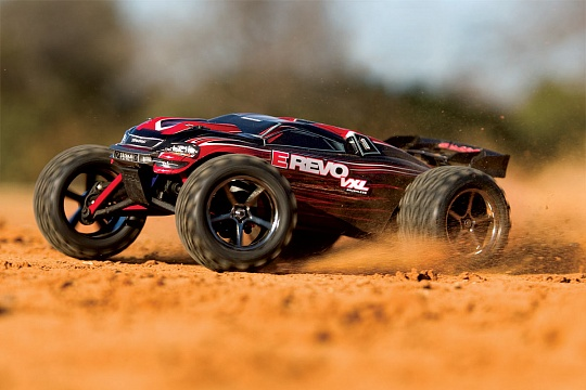E-Revo 1/16 VXL Brushless 4WD RTR + NEW FAST CHARGER №16