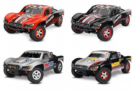 Slash 1/16 4x4 RTR + NEW Fast Charger №25