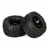 1170-11 Trencher 2.8 Tires Mnt