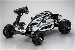 1/7 GP 2WD Scorpion XXL RTR (White)