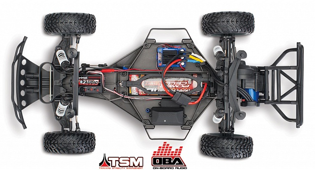 Slash 2WD VXL Brushless 1/10 RTR OBA с системой стабилизации + NEW Fast Charger №24
