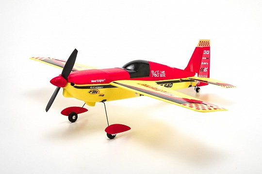 Edge 540 (red yellow) 3G with Autopilot №1