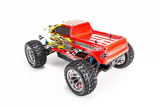 1/10 EP 4WD Off Road Monster (WaterProof, NiMh, Brushless) №3