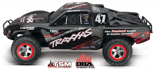 Slash 2WD VXL Brushless 1/10 RTR OBA с системой стабилизации + NEW Fast Charger №2