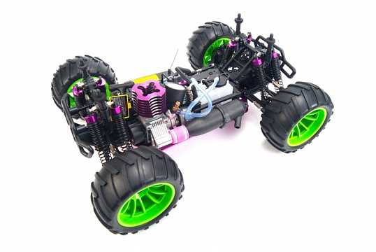 1/10 GP 4WD Off Road Monster (WaterProof) 2 №3