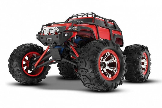 Summit 1/16 VXL Brushless 4WD RTR №4