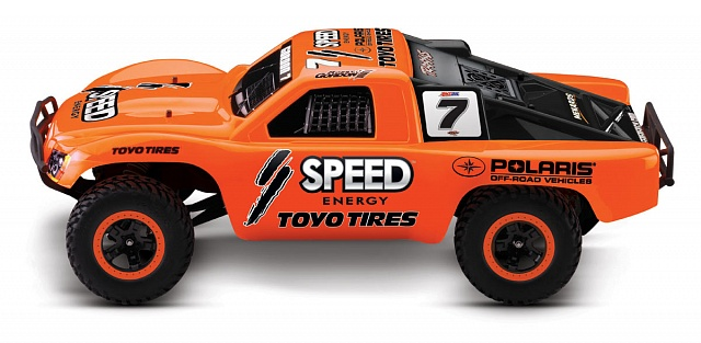 Slash 2WD 1/10 RTR + NEW Fast Charger №8