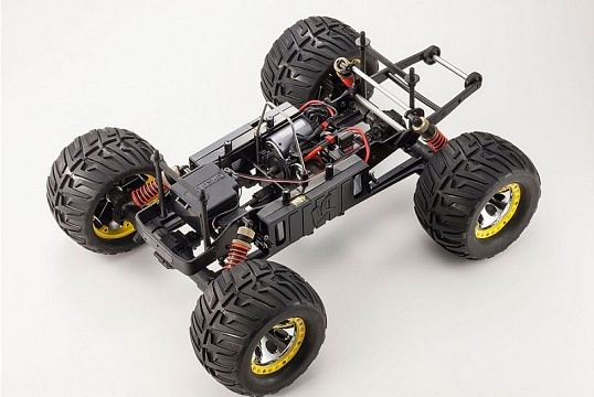 1/8 EP 4WD Mad Force Kruiser VE 2.0 RTR №3