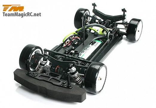 Дрифт 1/10 электро E4D SRC RTR (Brushless Spec.) №4