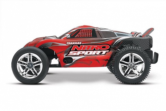 Nitro Sport 2WD 1/10 RTR + NEW Fast Charger №15