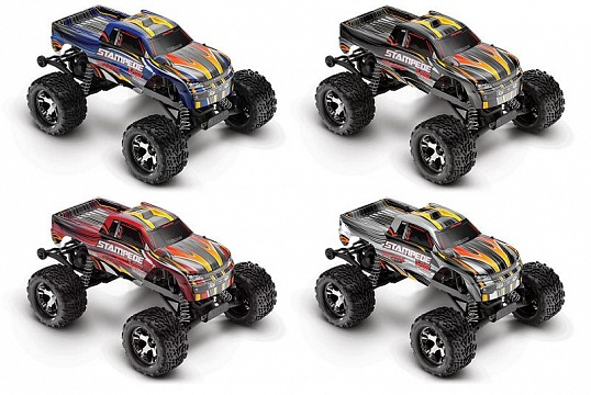 Stampede VXL Brushless 2WD 1/10 RTR №9